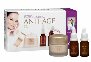 463 Набор anti-age beauty, Deliplus